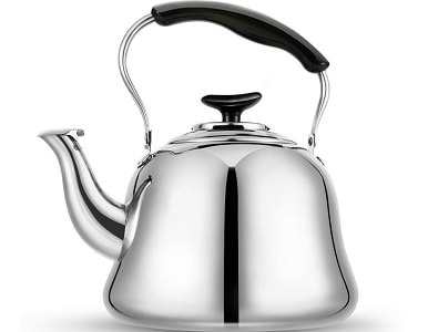 AMFOCUS Stovetop Tea Kettle Teapot