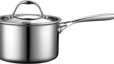 Cooks Standard Stainless Steel Saucepan