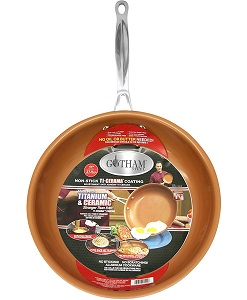 "GOTHAM STEEL 11"" Nonstick Titanium Frying Pan"