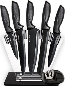 Home Hero Kitchen 7-Piece Knives Set