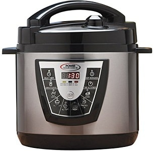 Power Pressure Cooker XL 6 Qt.