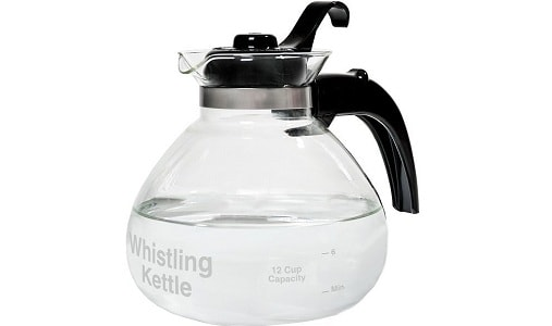 Medelco Stovetop Whistling Kettle