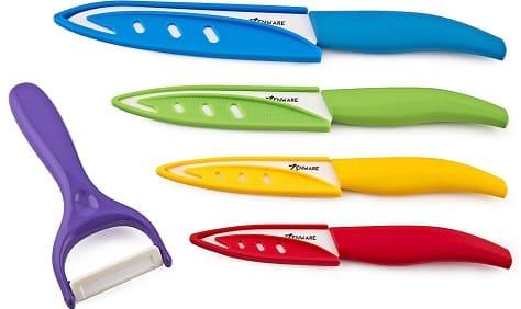 ZenWare Ceramic Knives
