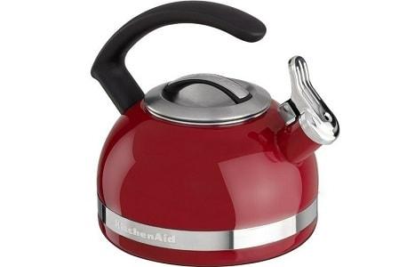 kitchenaid whistling kettle