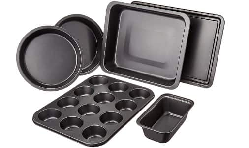 AmazonBasics Bakeware Set