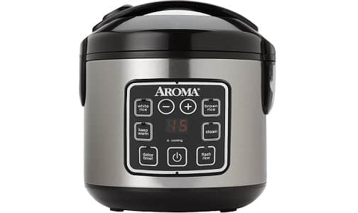 Aroma Housewares Digital Cool-Touch Rice Cooker and Food Steamer