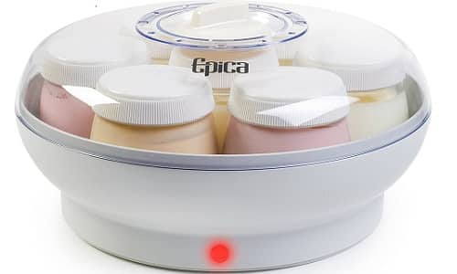 Epica Homemade Electric Organic Yogurt Maker