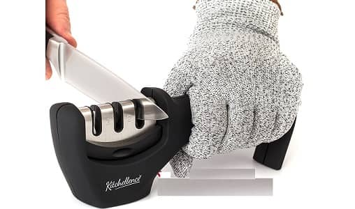 Kitchellence Kitchen Knife Sharpener