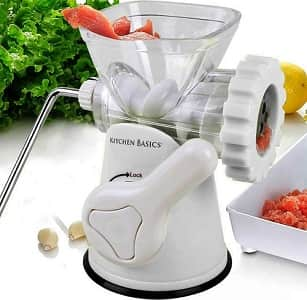Kitchen Meat Grinder and Vegetable Grinder Mincer
