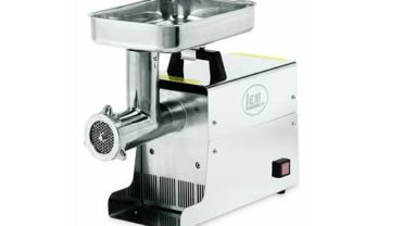 LEM Products .75HP Stainless Steel Electric Meat Grinder