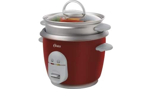 Oster Rice Cooker with Steamer