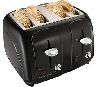 Proctor Silex 24201 Cool-Touch 4-Slice Toaster