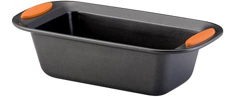 "Rachael Ray Oven Lovin' Non-Stick 9""x5"" Loaf Pan Bakeware"