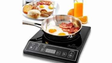 Secura Cooktop Countertop Burner