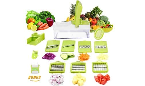 WEINAS Vegetable Slicer Dicer and Food Chopper