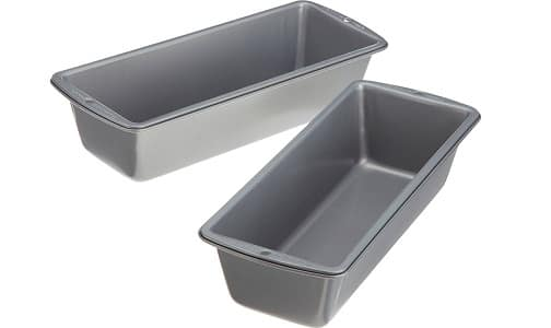Wilton Recipe Right 2 Piece Long Loaf Pan Set