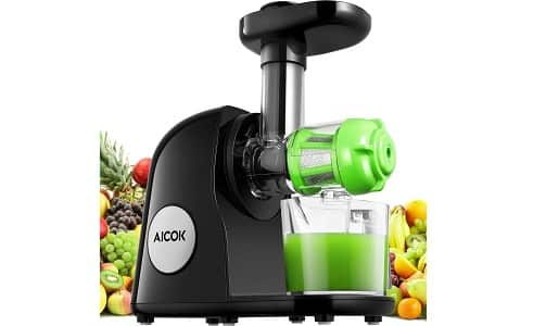 Aicok Slow Masticating Juicer and Extractor