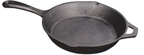 Camp Chef Pre Seasoned Cast Iron Skillet