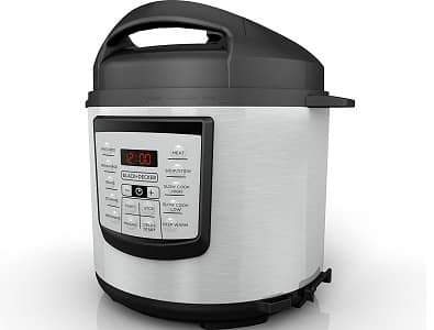 BLACK+DECKER 6 quart 11-in-1 Cooking Pot