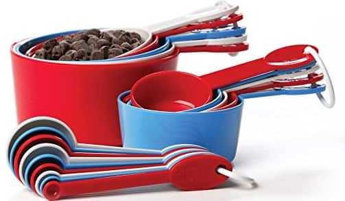 Prepworks Progressive Ultimate 19-Piece Measuring Cup and Spoon Set