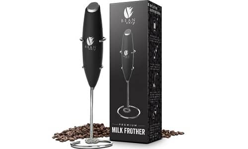 Bean Envy Electric Milk Frother