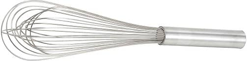 Winco Stainless Steel Piano Wire Whip