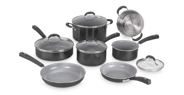 Top 10 Best Ceramic Cookware Sets Reviews 2019