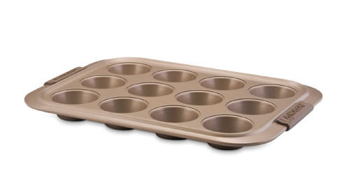 Anolon Advanced Bronze Bakeware 12-Cup