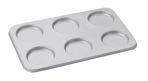 muffin top pan by cuisinart