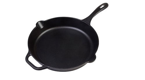 5 victoria cookware cast iron