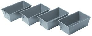 3-Chicago-Metallic-Commercial-II-Non-Stick-Mini-Loaf-Pans-Set-of-4