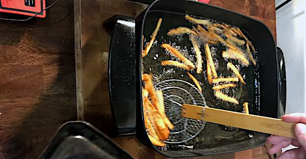 Delonghi Frying Fries