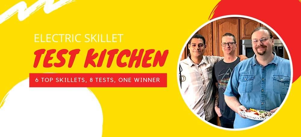 test kitchen team