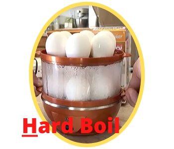 hard boil test