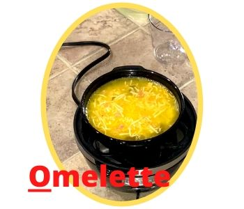 omelette test