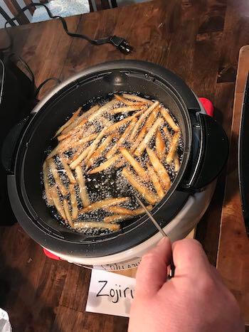 fry test 3