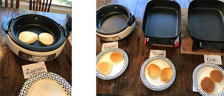 pancake test results