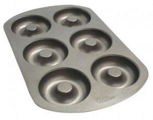 1 Wilton Non-Stick Donut Baking Pans