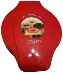 5 Sensio Bella Cucina 13466 Donut Maker