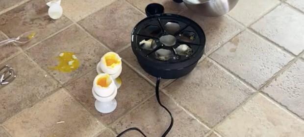 mueller soft boiled egg results