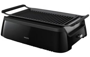 Phillips Smoke-Less Avance Collection Indoor Grill HD6371-94