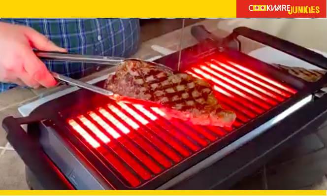 best electric grill winner