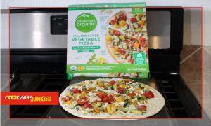 Simple Truth Italian Style Veggie frozen pizza