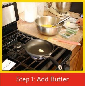 Step 1 - Add Butter