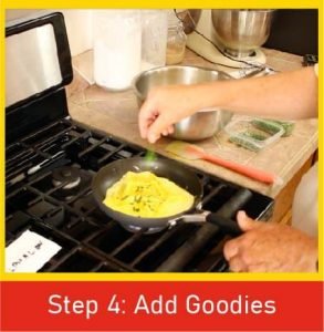 Step 4 - Let Set _ Add Goodies