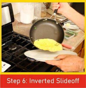 Step 6 - Inverted Slideoff