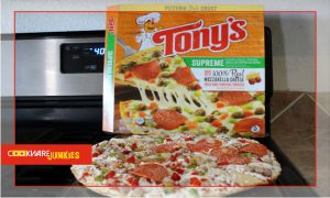 Tony's Supreme frozen Pizza