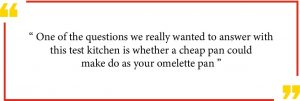 omelette pan quote