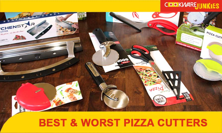 best and worst of pizza cutters
