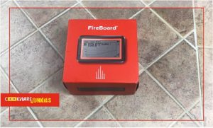 Fireboard 2 wifi meat thermometer